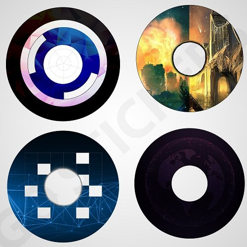 CD/DVD Labels