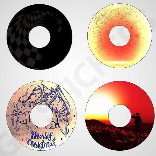 Cd-Dvd-Labels