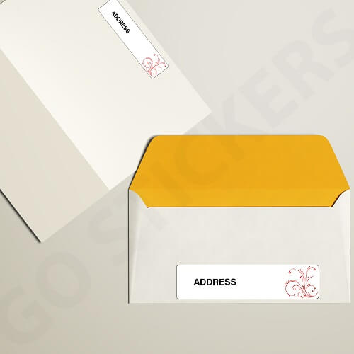 Custom-Address-labels