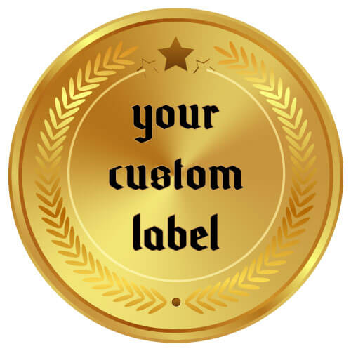 Custom-Foil-Label