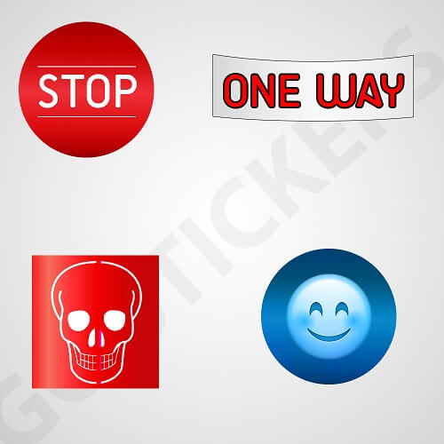 Custom-Reflective-Stickers