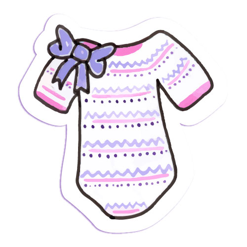Custom-Stick-On-Clothing-Tag-Labels