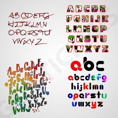 Custom-letter-stickers