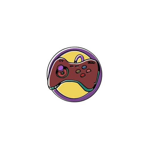 Custom-video-game-sticker