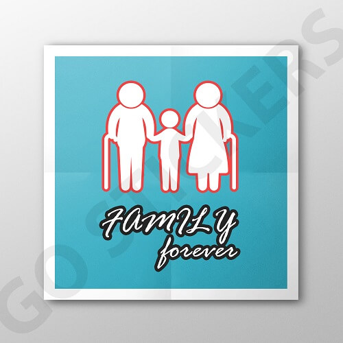 Customized-Family-Stickers