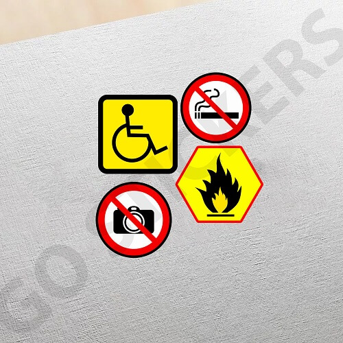 Customized-Warning-Stickers