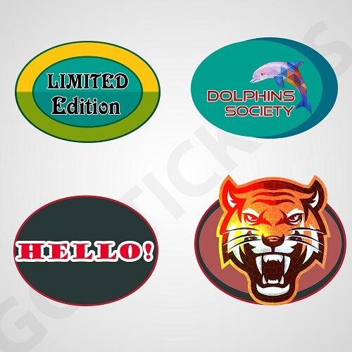Oval-Bumper-Stickers