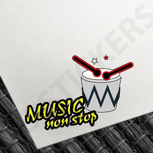 Personalized-Music-Stickers