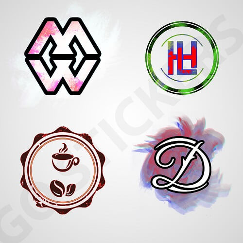 Personalized-monogram-stickers