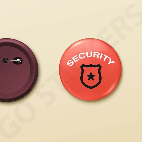 Security-Stickers