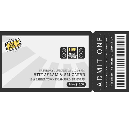 custom-event-Tickets