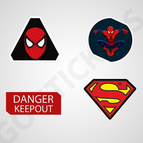 Pro Cut Stickers
