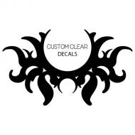 Clear Wall Decals